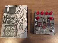 Abominable Electronics Don't Shred On Me Deluxe Rat Distortion Clone Pedal