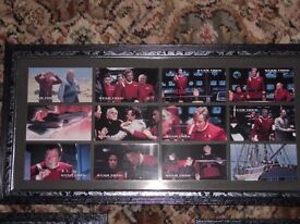 Stat trek fans 3 limited addition / collectable
