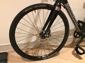 Boardman CX Team Bike, size: L, 55.5