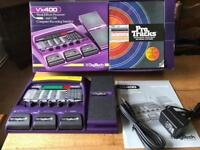 Digitech Vx400 vocal effects Processor in mint condition made in USA