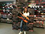 Traxxas X-Maxx 8S Orange-X Edition Brushless in voorraad!