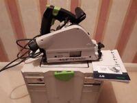 Festool plug saw 240v