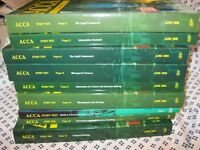 ACCA AAT Accountancy Books by BPP