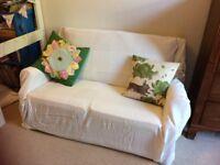 vintage small sofa