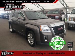 2011 GMC Terrain SLT-1 HTD/LTHR SEATS, PIONEER AUDIO, ALL WHE...