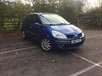 Renault Scenic Dynamique VVT - Full Service History - Low Mileage (blue) 2007