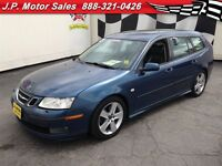 2006 Saab 9-3 Aero Automatic, Leather, Sunroof,