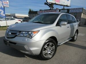 2009 Acura MDX Technology Package,NAVIGATION,SUNROOF,LEATHER