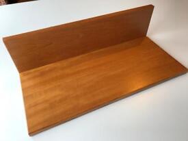 Tapley 33 wooden shelf
