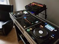 Pioneer DJ Set up,