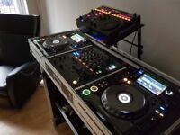 Pioneer DJ Set up,
