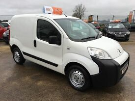 Late 2011 Citroen Nemo 1.3 HDI Start Stop **NO VAT!!!*** (bipper,fiorino,berlingo, partner)