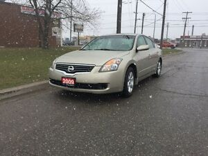 2009 Nissan Altima SL.WELL MAINTAINED. EXTENDED WARRANTY AVAILAB