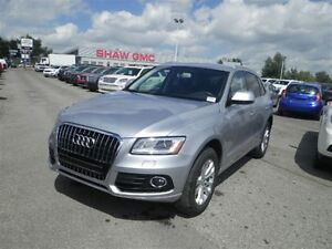 2016 Audi Q5 2.0T Premium | Leather | Nav | Push Start