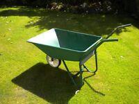 Lightweight Garden Wheelbarrow