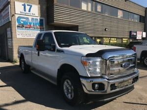 2016 Ford F-250 SUPER DUTY XLT FX4 Extended Cab Long Box 4X4 Gas