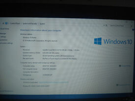 ACER S3 LAPTOP/NOTEBOOK , INTEL i5 , 3RD GENERATION 1.7 GHZ , 500 GB H/D, 20 GB SSD, IMMACULATE.