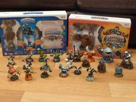 **Skylander Spyro's Adventure & Skylander Giants Wii**