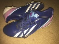 Size 6 Adidas f50 football boots loads of wear left in them