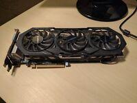 NVIDIA GeForce® GTX 970 4GB GDDR5 - Used, good condition