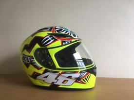 Motorbike helmet in great condition