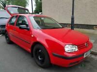 Volkswagen Golf 4 1.4 petrol