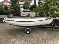 Drascombe Dabber Sailing Boat