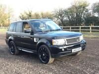 Range Rover sport HSE 2006 cheap tax
