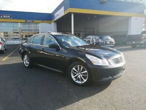 2009 Infiniti Berline G37 LUXURY - SPORT - AWD XS