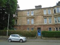 Two Bedroom Furnished Ground Floor Flat, With Private Garden, Clifford Street, Ibrox (ACT 304)