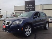 2011 Volkswagen Tiguan HIGHLINE | AWD | LEATHER | ROOF | XENON |