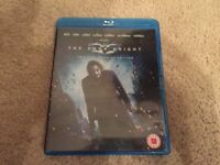 The Dark Knight Batman Joker Blu Ray 2 Disc Set Special Edition