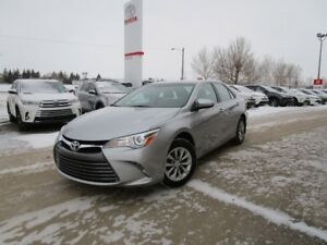 2015 Toyota Camry LE One Owner,  Toyota Certified