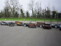 Various Car Trailers for sale  County Armagh