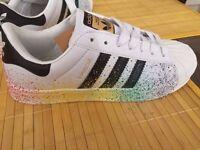 Adidas Originals Size uk 7.5 SPLASH design.£20 if you pick up today