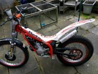 Trials bike Beta evo 80