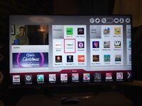 """For sale 47"""" LG led 3D smart tv"""