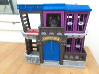 Imaginext Gotham City Jail Batman Joker