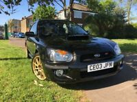 Subaru Impreza WRX,Sports Wagon,Show Room Condition ,Many Extras,Turbo