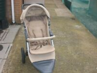 Mothercare Urban Detour Pushchair/Pram