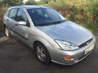 Swap Ford Focus Diesel with A/C, E/Windows Full MOT for Caravan