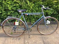 Puch prince gents bike