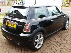 Mini Cooper 2010 plate full BMW stamped service history