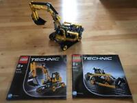 LEGO Technic Excavator 8419