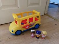 Little People ABC Bus