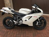 Ducati 848 - Excellent Condition