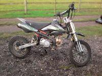 pitbike 125cc demon x