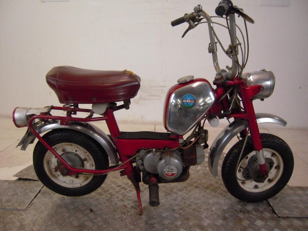 Benelli Buzzer Mini Tornado Monkey Bike, Not Z50