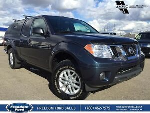 2015 Nissan Frontier 4WD King Cab SWB Auto SV