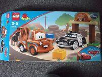 Duplo Disney Cars